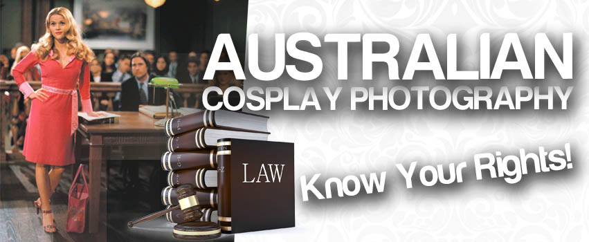 Australian Cosplay Photography