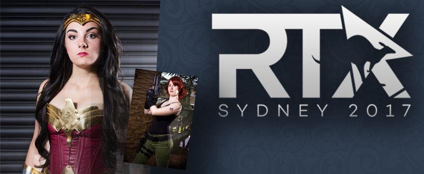 RTX Sydney Expo – Sydney 2017